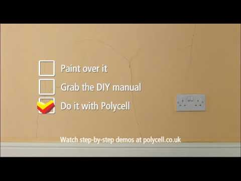 Polycell 3 in 1 Basecoat TV ad
