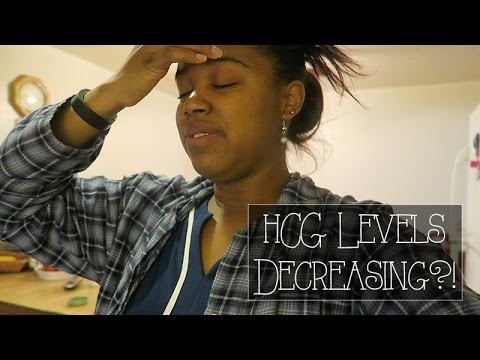 hCG Levels Decreasing?! - Roodianne Daily Vlog //  5.2.16