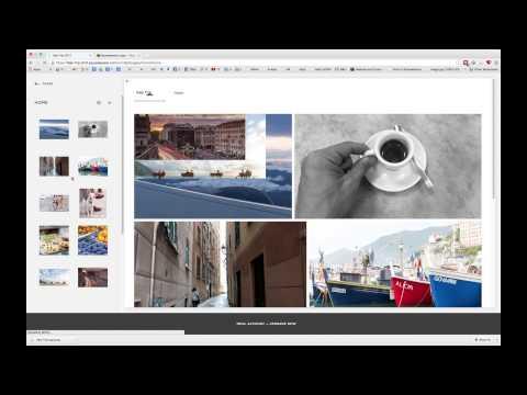 Build a Photography Portfolio with Squarespace