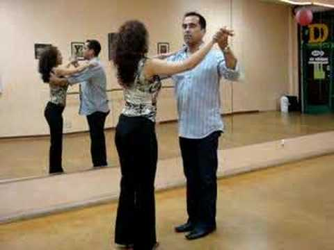 Salsa lesson 1