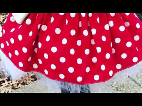 Diy Minnie Mouse Tutu Tutorial !!!!