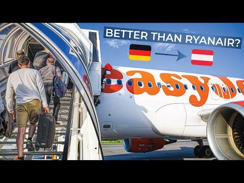 TRIPREPORT | EasyJet | Berlin Schönefeld - Vienna | Airbus A319