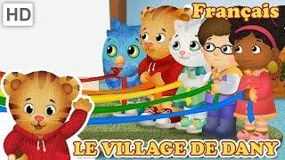 Le Village de Dany 🎨 Laissez Briller Votre Créativité!   Vidéos pour Enfants