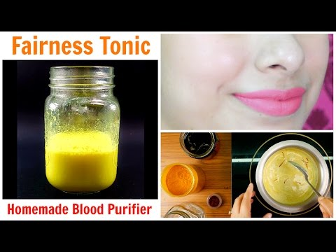 Fairness Tonic | Blood Purifier | Get Lighter, Clear & Healthy Skin from Within