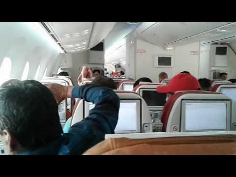 Worst Landing Of Air India Flight ( Delhi-Amritsar)