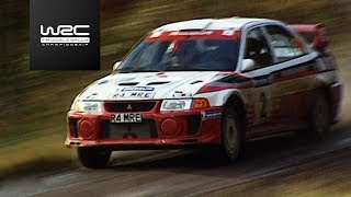 WRC - Dayinsure Wales Rally GB - Rally of Legends