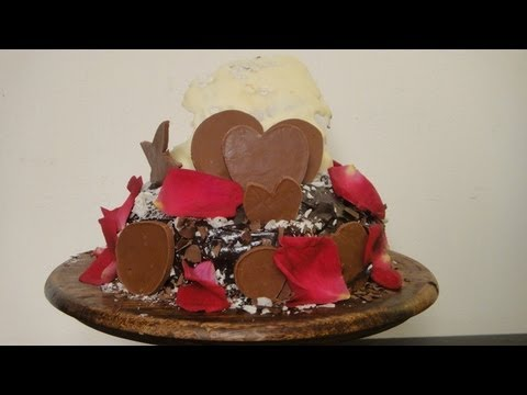 Birthday Cake - Homemade  | Sanjeev Kapoor Khazana