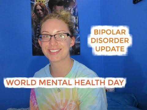 Bipolar Disorder Update  World Mental Health Day