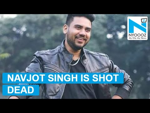 Punjabi singer Navjot Singh shot dead