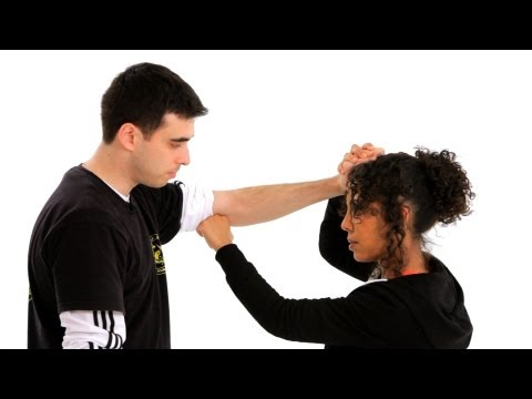What to Do If Assailant Grabs Your Hair   Self-Defense