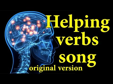 Best way to remember helping verbs - Memorize the 23 verbs in an easy and fun way