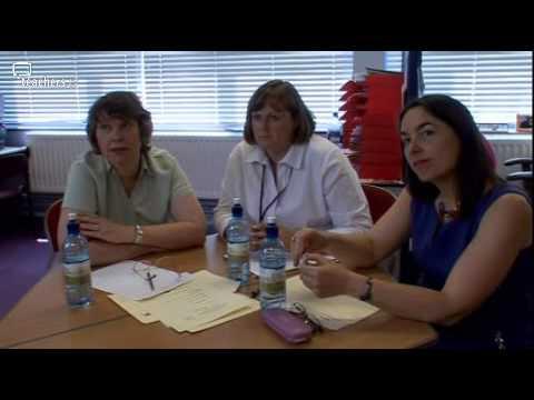 Teachers TV: Secondary SEN Dyslexia Friendly Room