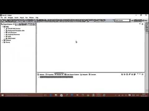 How to create war file in eclipse