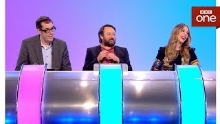 Did Richard Osman really have such oddly-named bosses? - Would I Lie To You: Series 11 BBC One