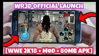 Wr2d Wwe 2k18 Mod Download