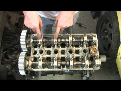 Cylinder Head 101 - Remove Cams Rockers & Lifters