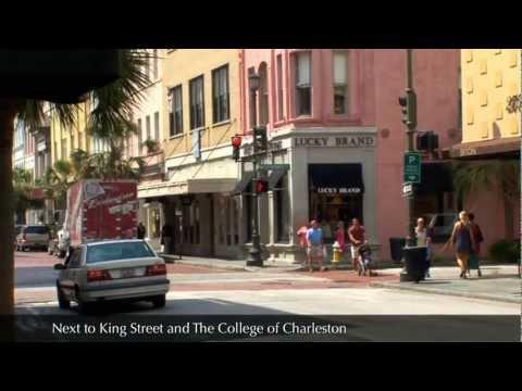 Charleston Real Estate Video: 54 Wentworth Street #7 Charleston, SC 29401