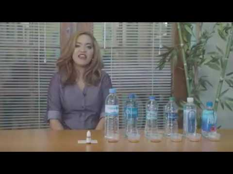 Bottled water Acidity and PH test