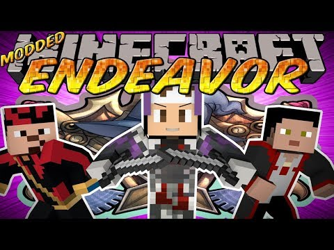 ENDEAVOR Mod Pack Twitch Stream