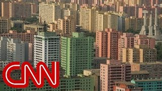 Inside a North Korean home