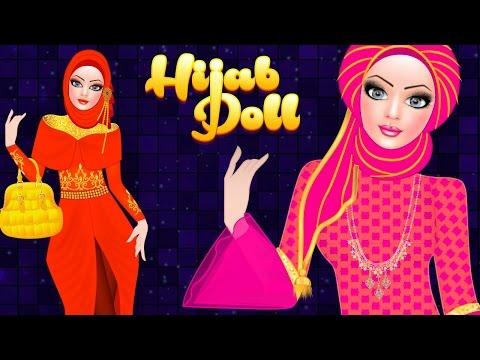 Hijab Fashion Doll Dress Up Game