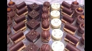#x202b;حلوي بدون فرن بالشكلاط والبسكويت بشكل راقي Chocolat Foureé Au Biscuits Etoix#x202c;lrm;