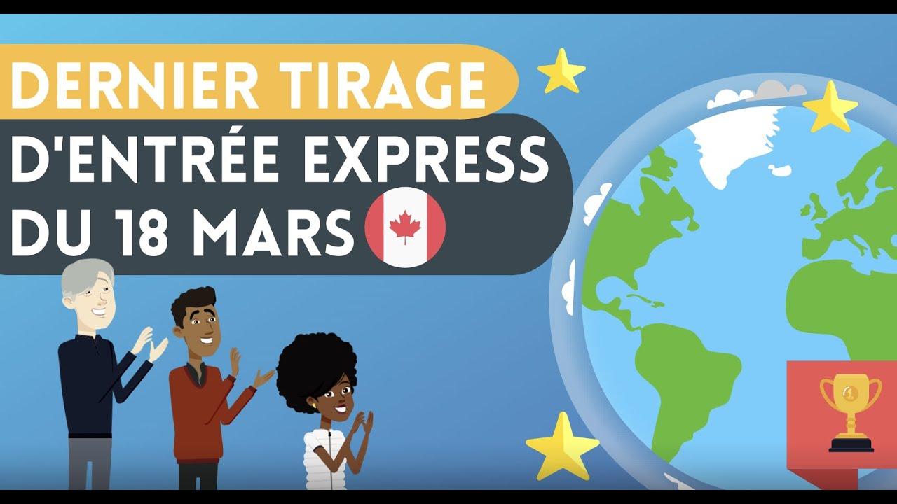 Le Canada continue son engagement d'accueillir plus de 100.000 personnes via Entree Express