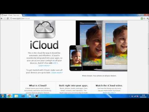 How To Get ICloud For Windows 7