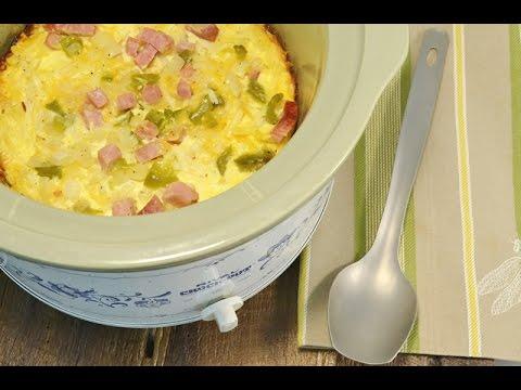 Slow Cooker Western Omelet Recipe | RadaCutlery.com