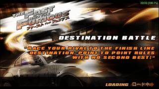 The Fast and The Furious: Tokyo Drift [HD] - PPSSPP v1.4.2 build 268
