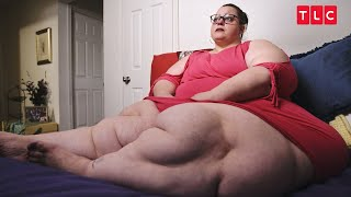 This Woman's Abusive Childhood Lead To Her Excessive Weight Gain