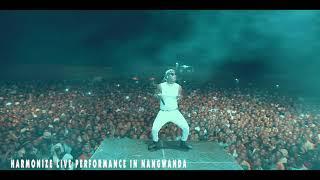 Harmonize Live Performance in NANGWANDA  (MTWARA) Part 1