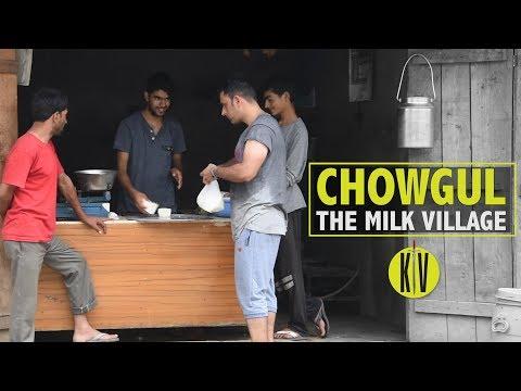 Chowgul - The Milk Village of Kashmir