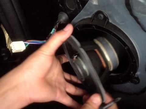How to Replace Door Speakers Holden VE SSV