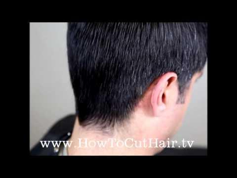 How To Cut An Ivy League Haircut