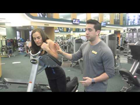 Fitness Tip of The Week - Ab Coaster - Ab Machines