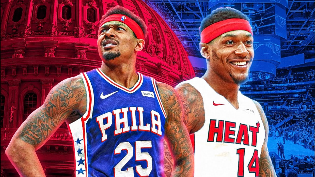 TOP 5 Bradley Beal TRADES with Harden off the market [2021]
