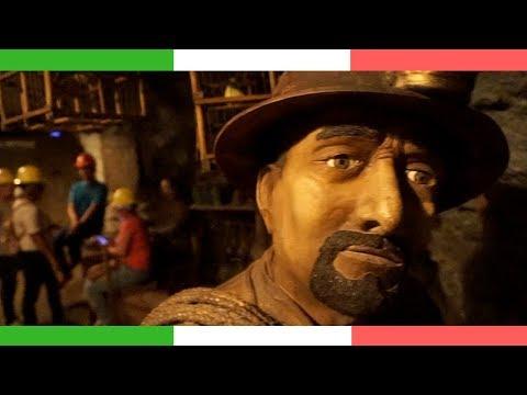 Exploring a Mexican Gold Mine (gringos in Zacatecas vlog)