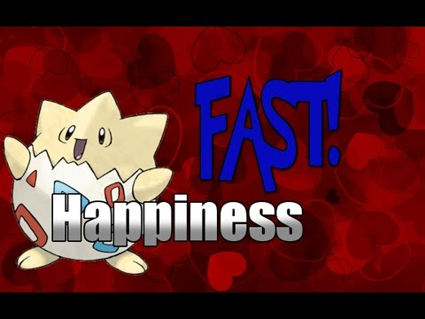 [ORAS Tutorial] How to Increase Happiness FAST & EFFORTLESSLY-Pokémon Omega Ruby and Alpha Sapphire