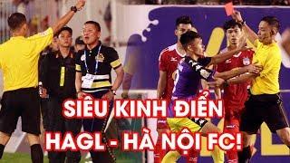 4 bàn thắng, 1 thẻ đỏ và màn bạo loạn kinh điển | HAGL - Hà Nội FC | Cúp Quốc gia 2018 | NEXT SPORTS