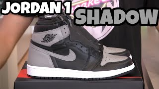 0a5af0613cd92 Air Jordan 1 SHADOW Unboxing Recensione On Feet ITA