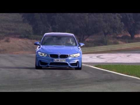 2014 BMW M3 Sedan video presentation