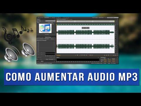 Mejorar la calidad y Aumentar el volumen a tus Canciones mp3