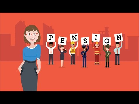 Your pension plan