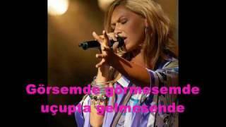 Hadise - Biraz Sabret [with Lyrics]