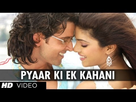 Pyaar Ki Ek Kahani (Full Song) | Krrish | Hrithik Roshan