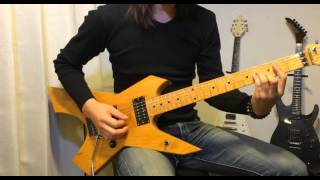 Run For Your Life / Loudness Guitar Cover