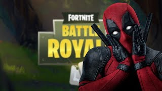 DEADPOOL VOICE TROLLING ON FORTNITE | EPISODE 2
