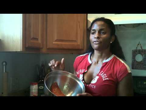 Quick Lemon Pepper Salmon with Garlic -Part I
