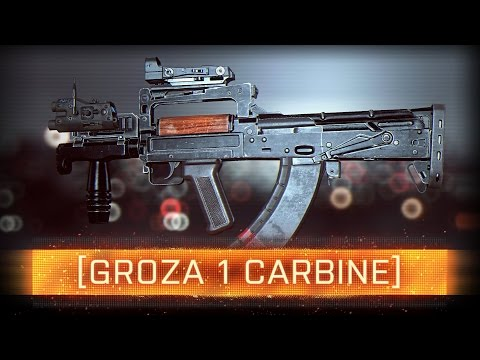 Bf4 | GROZA-1 | PS4